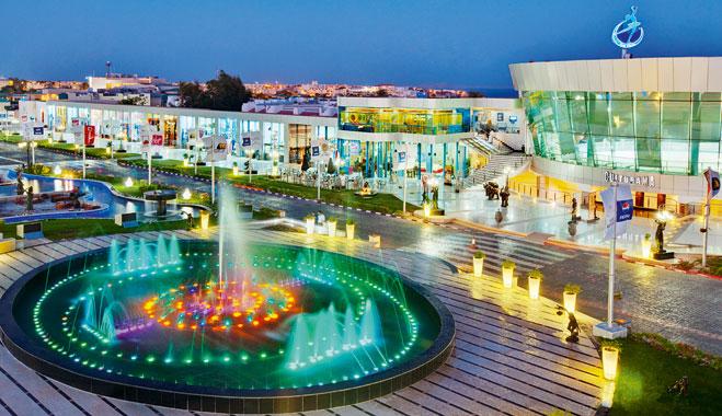 Red sea splendour business destinations make travel your business - Dive inn resort egypt ...