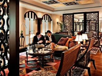 The InterContinental Singapore fuses the tradition and history of its nation with the best in modern technology and comfortable living, making it our Best Luxury Hotel, Singapore, 2012