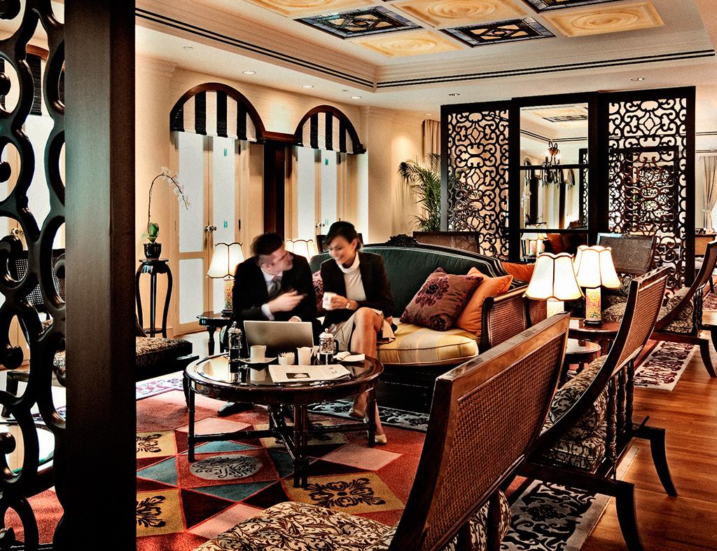 Intercontinental Hotel Bugis Restaurant