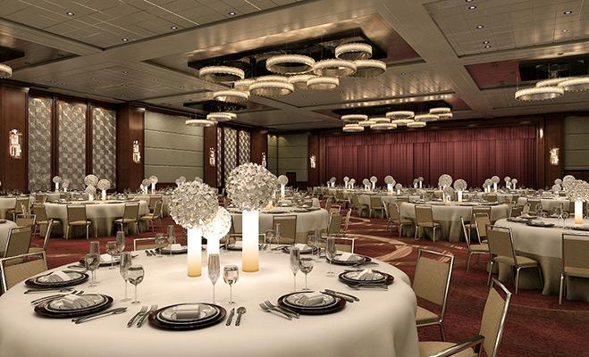 Sheraton New York Times Square Ball Room