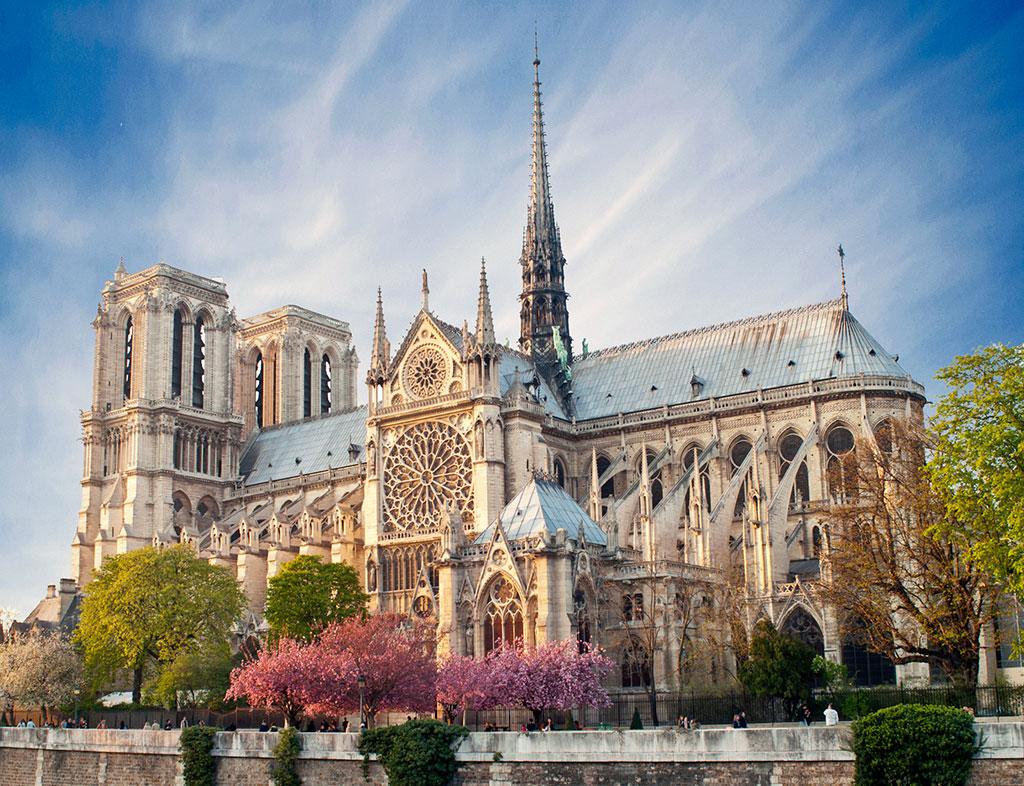Paris Hotels Charm