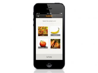 This app provides a simple route to multi-lingual expertise, on the move