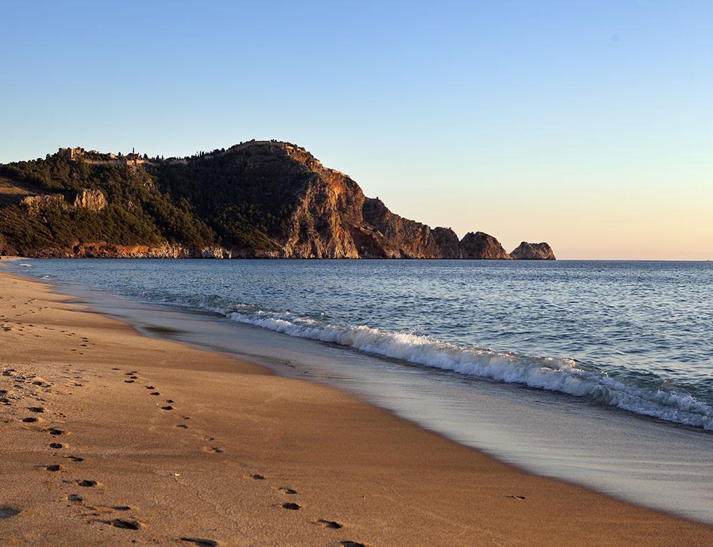 Best Beach In Side Turkey