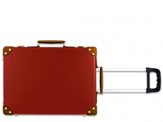 Style or practicality? No need to choose with this very classy solution to your luggage dilemmas