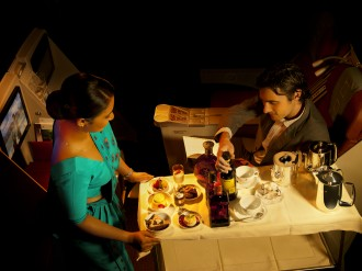 SriLankan Airlines' award-winning business class offers a real culinary experience, a world of entertainment and a soft bed – all at 30,000ft
