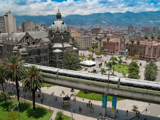 The second-largest city in Colombia, Medellin is expanding with innovative developments and has the right facilities to stage an unforgettable event