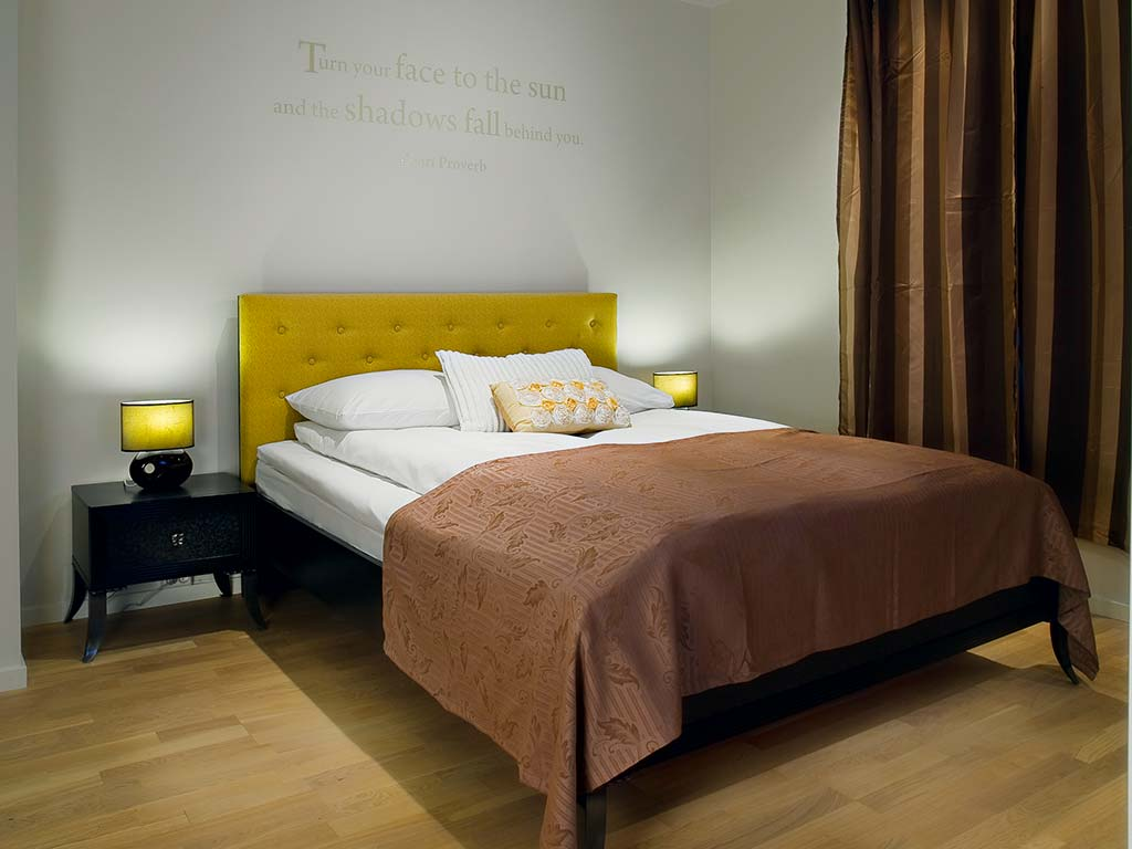 Basic hotels just what you need business destinations for What you need in a bedroom