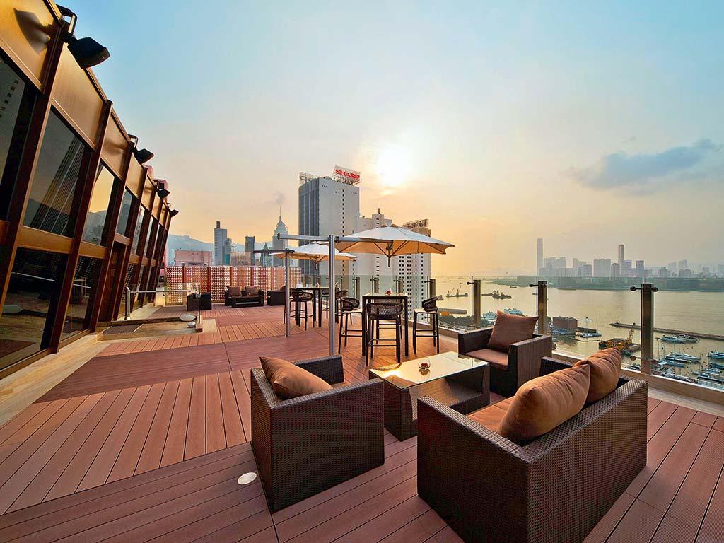 hong kong s luxurious park lane hotel business. Black Bedroom Furniture Sets. Home Design Ideas