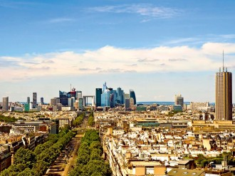 Following an extensive rebrand, Hyatt Regency Paris Étoile now ranks among the region's best corporate hotels