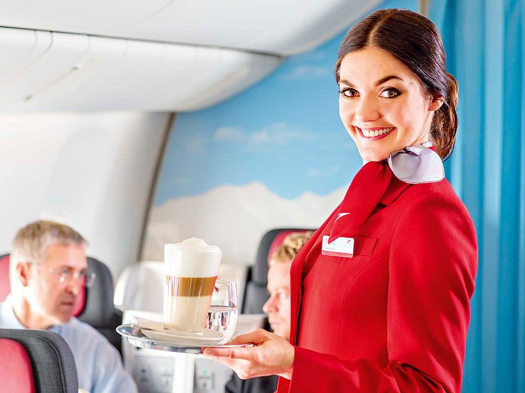 Austrian Airlines makes business travel a pleasure