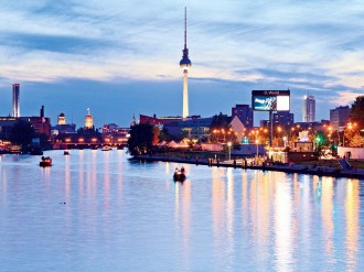 If you're planning a conference or meeting, Berlin is the answer – the whole city is at your disposal for an unforgettable event