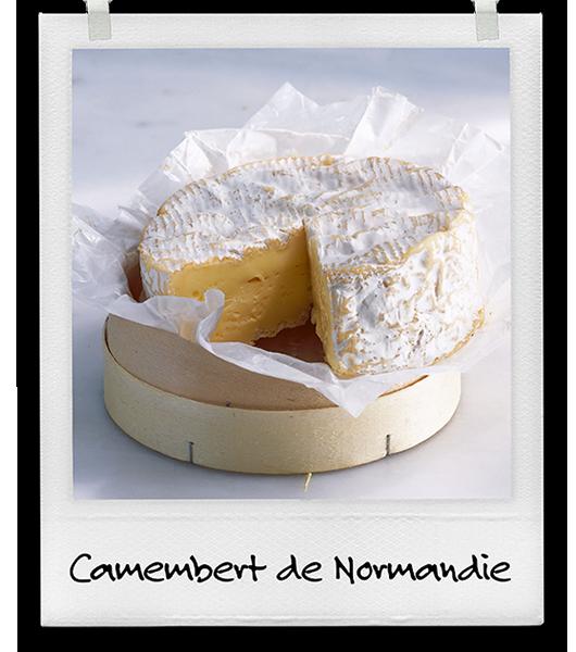 Camembert-de-Normandie