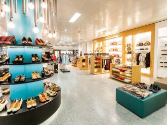 Keflavik Airport's award-winning Fríhöfnin Duty Free shops and Duty Free Fashion store are a window for all travellers onto everything Icelandic