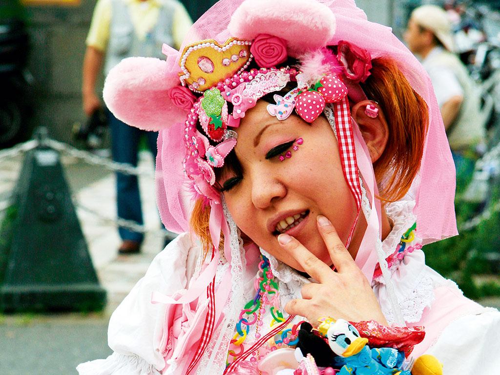 The Fairy Kei look