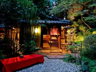 Hotel Chinzanso offers a moment of peace in the bustling city of Tokyo