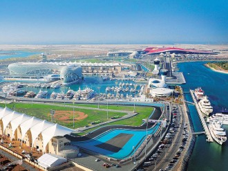 From F1 to the region's highest-profile functions, Abu Dhabi's Yas Events Centre means business