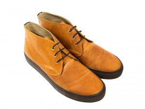 Leather Derby boot by Oliver Spencer, £299