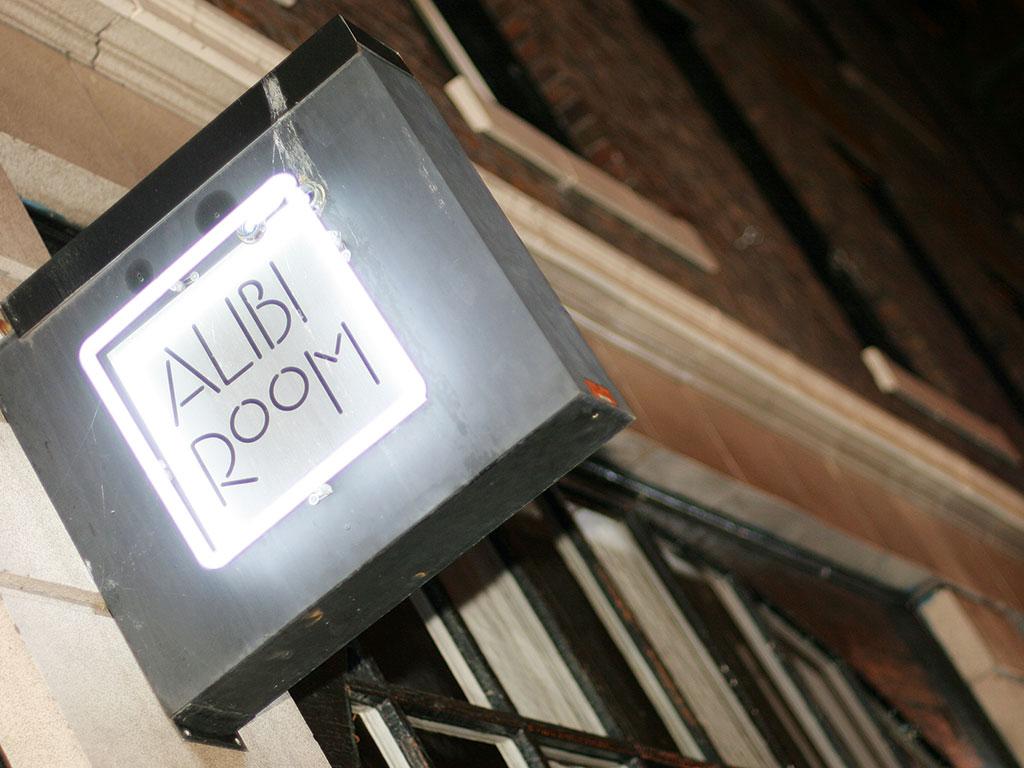 Vancouver's Alibi Room