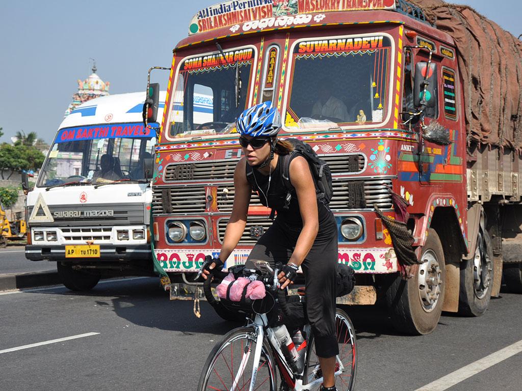 Buhring-on-bike