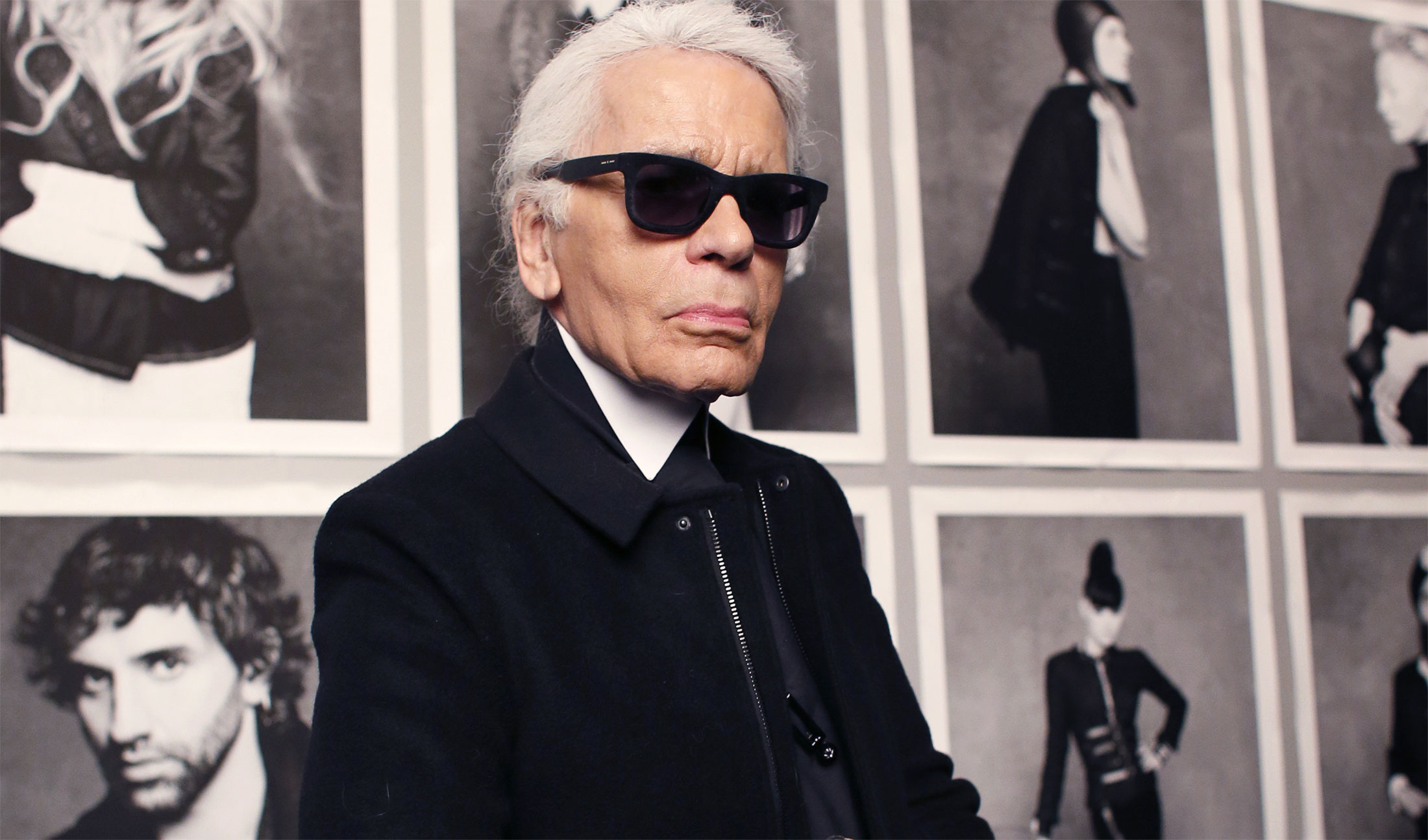 Karl Lagerfeld and Carine Roitfeld's choice of city destinations for The Little Black Jacket exhibition tour could signal a change in the axis of fashion