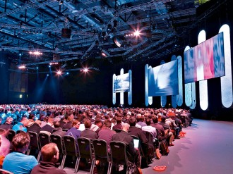 ExCeL London, home to London's International Convention Centre, is the largest, most versatile events venue in the second-most-visited capital in the world