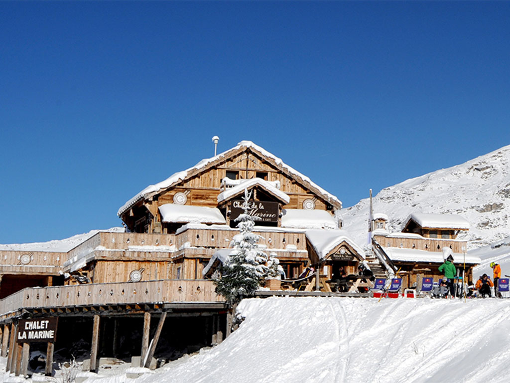 French ski property is experiencing a surge in demand that's partly driven by international buyers looking to make a long-term capital investment