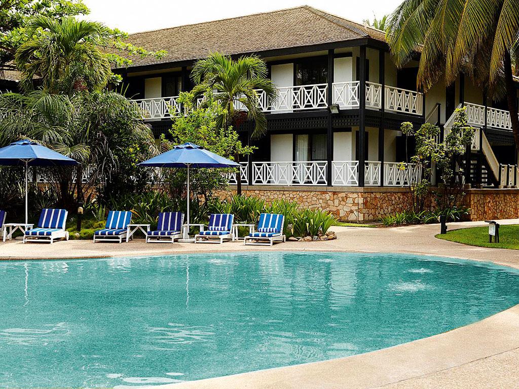 The Stunning Scenes Of The Labadi Beach Hotel Business