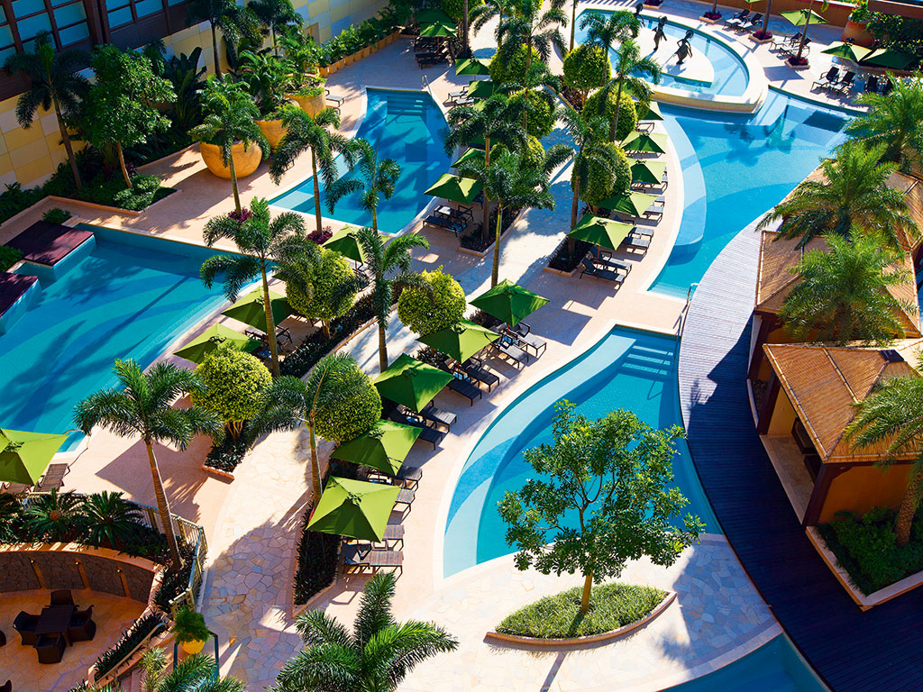 Hotel Rooms in Universal City  Sheraton Universal Hotel