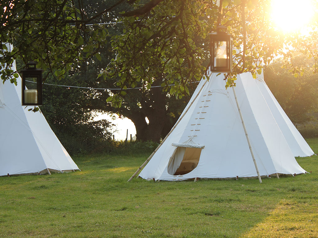 Glamping - the relaxing and luxurious alternative to camping