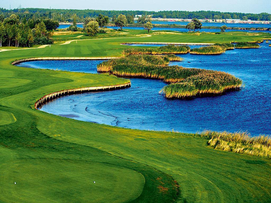 Ozo golf club Riga