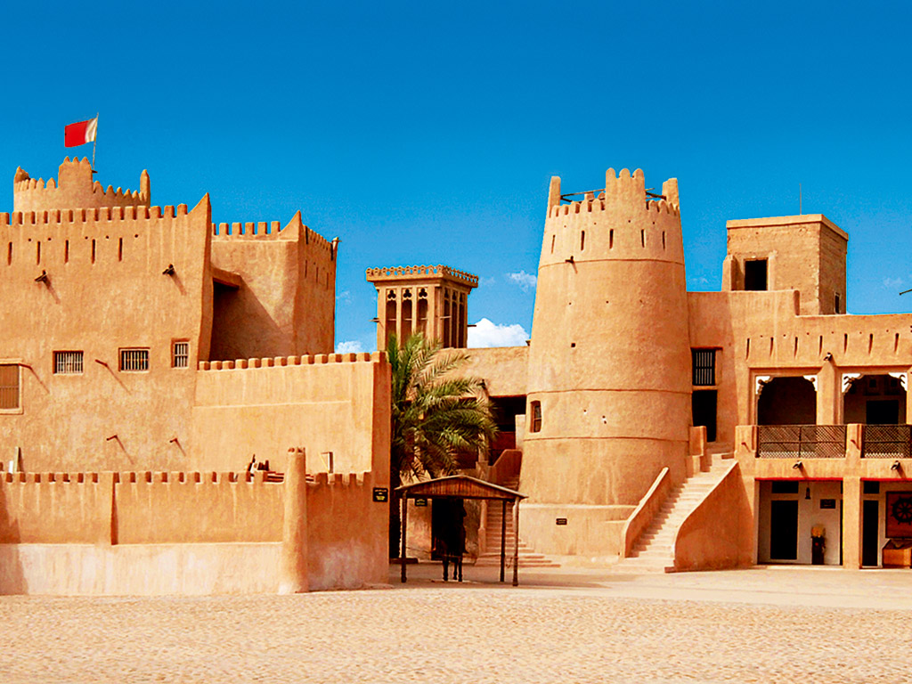 Ajman's stunning landscapes and rich heritage make it a