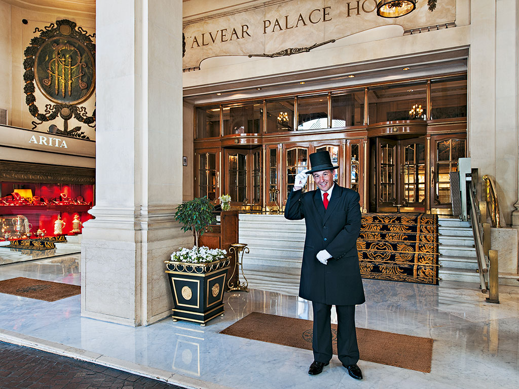 Alvear Palace Hotel places a huge emphasis on customer service, ensuring guests always feel comfortable and have exactly what they need
