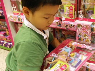 Western toymakers are struggling to maintain their hold on the toy and game industry as the Asia Pacific market hots up