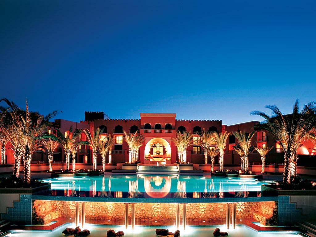 Oman Hotel  Stelle