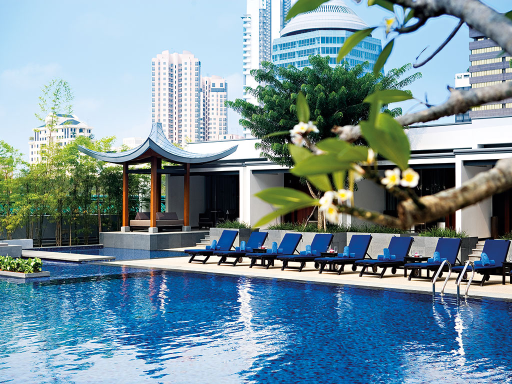 Singapore Marriott Is The Best Business Hotel On The Island Business Destinations Make