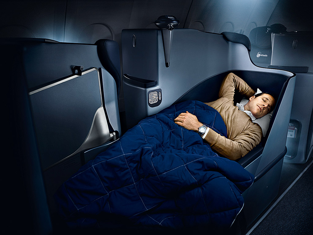 Airberlin S Business Class Brings Glamour To The Skies