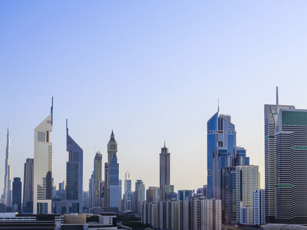 Like it's skyline, Dubai's real estate industry has had ups and downs
