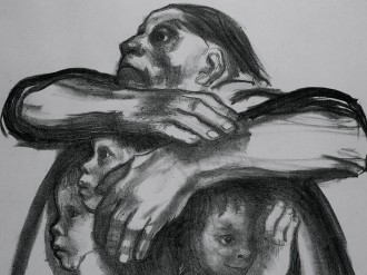 The horrors of war prompt strong responses from many artists. As the world commemorates the centenary of the First World War, Jo Caird explores the deeply personal work of Käthe Kollwitz