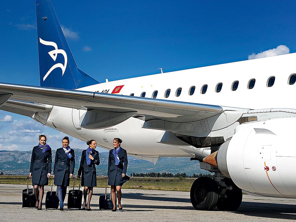 Монтенегро авиакомпания представительство в москве