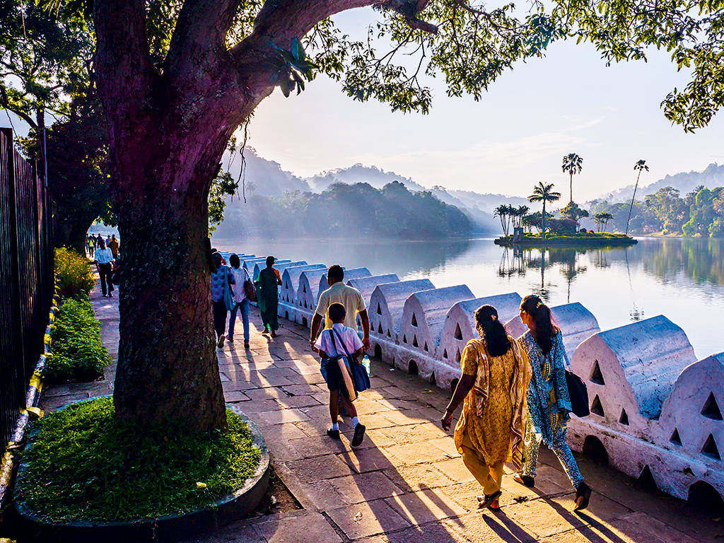 Sri Lanka is revered for its great beauty. Conflict over the years has held the country's tourism industry back, but - now the civil war is over - Sri Lanka's fortunes are set to rise