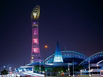 Hotel of choice for international sports stars, The Torch Doha gives every guest a true taste of Qatari luxury