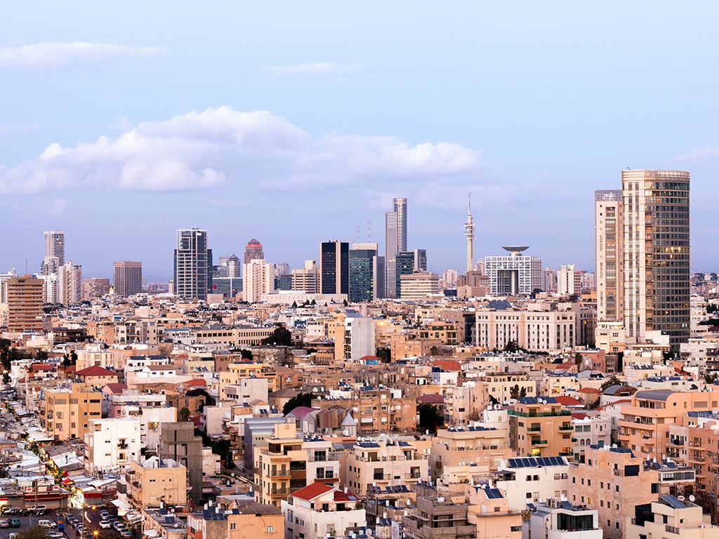 Tel Aviv: one of the world's best entrepreneurial
