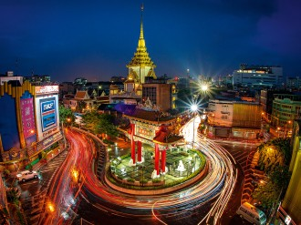 A storm of political instability has put Bangkok back in the limelight this year. Laura French takes a look at the changing face of the world's most infamous city, where streets heaving with seediness meet a business hub brimming with opportunity