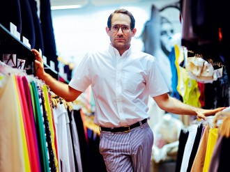 Everything about American Apparel's founder Dov Charney oozes controversy. From his war against outsourced labour to daring marketing campaigns, Charney has spent the last decade honing a bold, sink-or-swim management style. And it's starting to land him in hot water