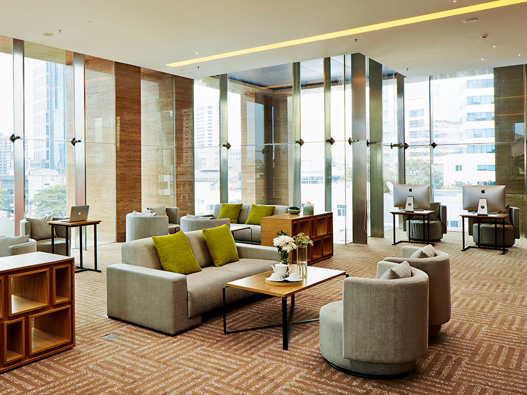 Fraser Residence Menteng, Jakarta. The hotel provides an innovative and intuitive service