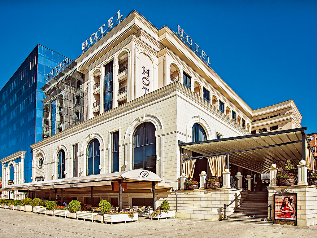 The Swiss Diamond Hotel is a luxury resort in one of Europe's most fascinating cities, perfect for holidaymakers and business travellers alike