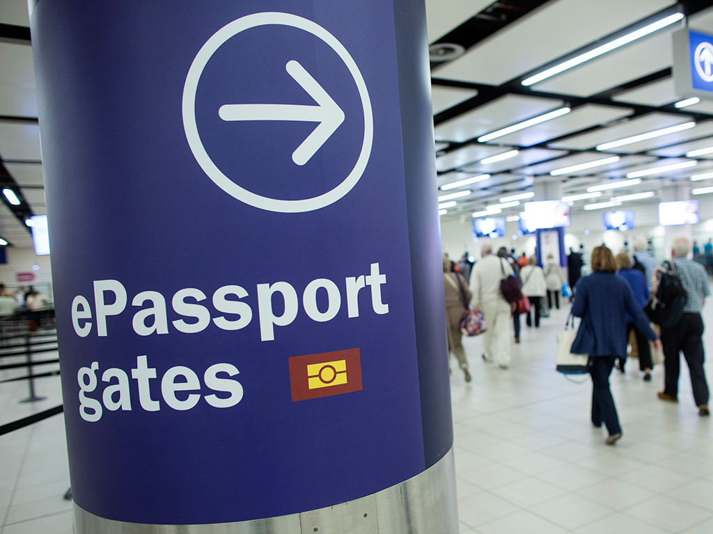 ePassport gates were designed to make life easier for tourists at airports, but they've left Jules Gray feeling confused and angry