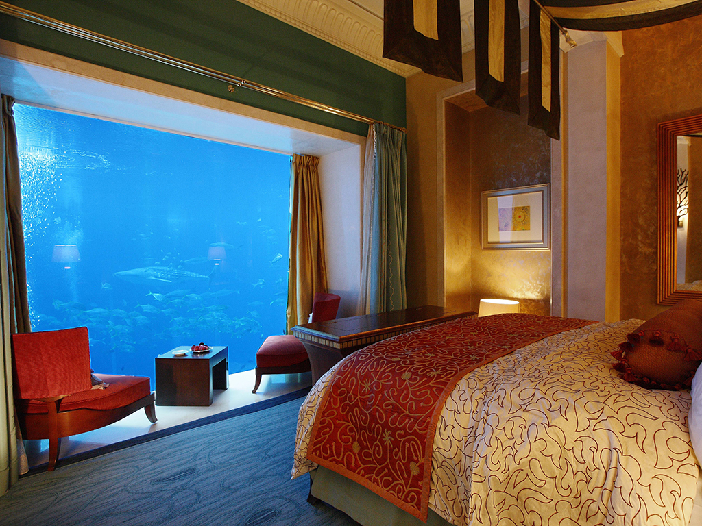 Underwater hotels are a dying breed business for The big hotel in dubai