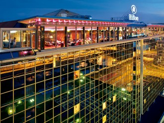 Style enthusiasts have the perfect opportunity to admire and explore some of Prague's architectural wonders during a stay at Hilton Prague – Business Destinations' Best Business Hotel, Czech Republic 2015