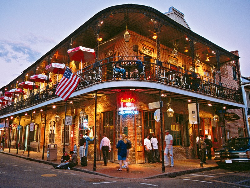 New Orleans' unique appearance and rich cultural history has earned it a reputation as one of the most distinctive cities in the US